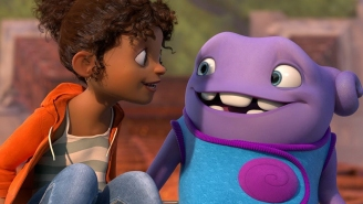 Review: What new animated Dreamworks comedy 'Home' has to teach George Lucas