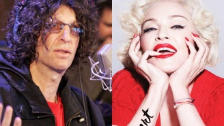 11 best moments from Madonna's historic Howard Stern interview