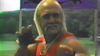 Watch Hulk Hogan Surprise Campers In 1985 And Try Not To Smile, Brother