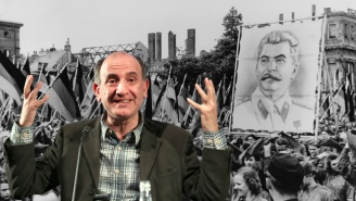 'Veep' Creator Armando Iannucci Is Planning A Comedy About The Death Of Stalin