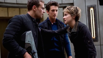 'The Divergent Series: Insurgent' Is So Much Better Than The First Movie