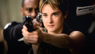 Review: 'Insurgent' wastes a great cast on a Xerox of a Xerox of a Xerox