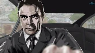 'Power/Rangers' Producer Unveils New James Bond Bootleg Universe Short Film