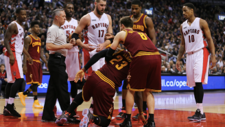 LeBron James Following Another Dirty Foul: 'Maybe I've Got To Protect Myself A Little More'