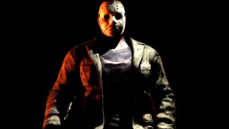 Get Your First Look At Jason Slicing And Dicing In The Latest 'Mortal Kombat X' Trailer