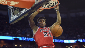 Jimmy Butler Is Expected To Play Tonight Against The Hornets