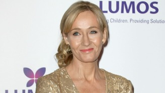 J.K. Rowling Had The Perfect Response When A Twitter User Asked Why Dumbledore Was Gay