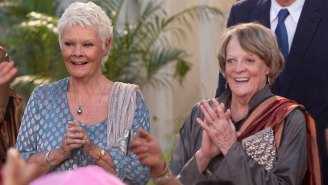 How Judi Dench and Maggie Smith got their moment in 'Second Best Exotic Marigold Hotel'