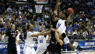 Duke's Justise Winslow Is The 'Freight Train' Keeping The Blue Devils' Title Hopes On Track