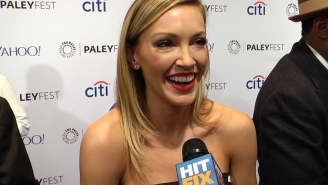 'Arrow' star Katie Cassidy admits Laurel had to earn becoming Black Canary