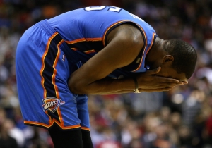 Kevin Durant Has Been Removed From Basketball Activities And Is Sidelined 'Indefinitely'
