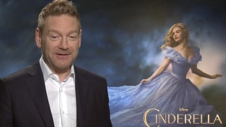 Kenneth Branagh on Helena Bonham Carter's demands: 'I must have wings!'