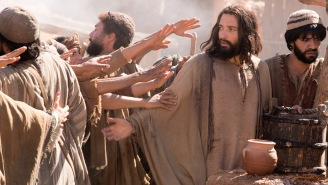 National Geographic's 'Killing Jesus': Tales from the Morocco set