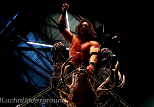 The Over/Under On Lucha Underground Episodes 18 & 19: Rise From Your Grave