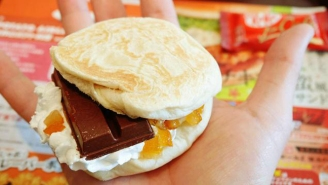 Japan Now Has Kit-Kat Sandwiches, Because Of Course They Do