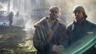 Your First Look At Charlie Hunnam As Guy Ritchie's 'Streetwise' King Arthur In 'Knights Of The Round Table'