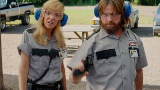 Kristen Wiig and Zach Galifianakis in 'Masterminds': Perfect comedy tag team?