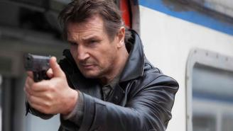 Liam Neeson Says He'll Quit Action Movies In Two Years