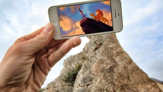 This Photographer Uses An iPhone To Insert TV And Film Scenes Into Real-Life Scenarios