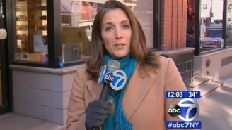 A Long Time ABC News Anchor Has Passed Away After Suddenly Collapsing Following A Live Report