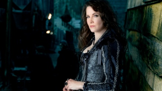Have a question for Lucy Lawless? Submit your questions to #AskLawless