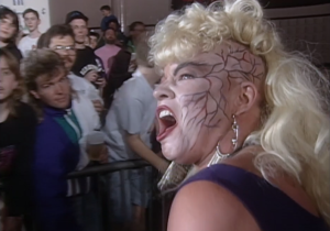 The Best And Worst Of WWF Monday Night Raw 4/12/93: Look To La Luna