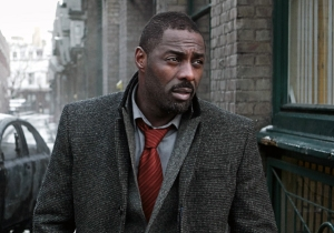 'Luther' Has Begun Shooting Series 4 (Yay) But Alice Morgan Is Probably Out (Boo)