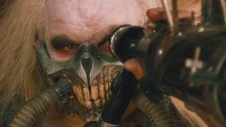 The Official Main Trailer For 'Mad Max: Fury Road' Is Bizarre And Beautiful