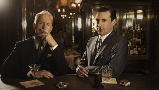 'Mad Men' Dining Week Will Give New Yorkers The Chance To Eat And Drink Like Don Draper