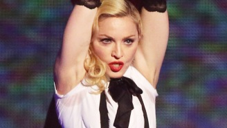 Outrage Watch: Madonna's Patricia Arquette moment