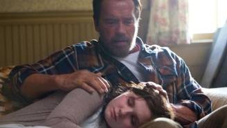Arnold Schwarzenegger Is Back To Protect His Zombie Daughter In The First Trailer For 'Maggie'