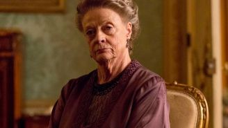 The Complete History of Maggie Smith Looking Unimpressed