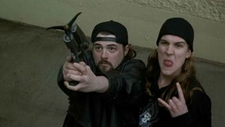 Kevin Smith's 'Mallrats' Sequel Is Officially Titled 'Mallbrats'