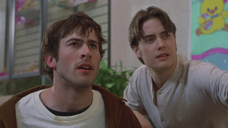 Kevin Smith Is Bringing Back Jason Lee And Jeremy London For 'Mallrats 2'