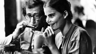 Here's another reason to be creeped out by Woody Allen