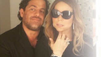 Mariah Carey And Brett Ratner Were Just Spotted Canoodling On A Boat