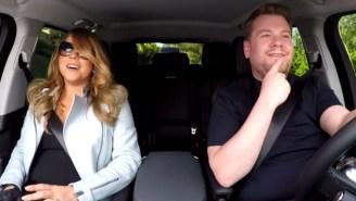 Watch Mariah Carey's Carpool Karaoke Win Everything Forever
