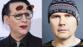 The End Times are nigh: The Smashing Pumpkins, Marilyn Manson to tour together
