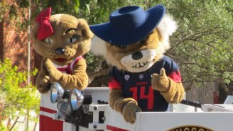 Mascot Showdown: Can You Match These Ten Mascots To Their Schools?