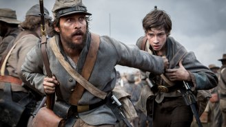 First Look: Matthew McConaughey in Civil War drama 'The Free State of Jones'