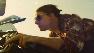 """Buckle up for the first 'Mission: Impossible Rogue Nation"""" teaser"""