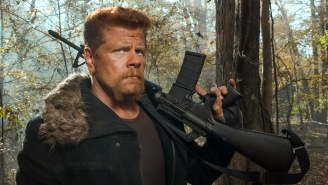 Drinking Coffee And Killing Zombies With 'The Walking Dead's Michael Cudlitz