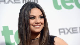 Mila Kunis Will Join Tom Hanks As James Corden's First 'Late Late Show' Guests