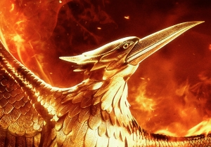 'The Hunger Games: Mockingjay Part 2' official poster takes flight