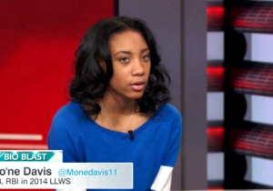 Mo'ne Davis Had The Perfect Response To A Twitter Troll Who Called Her A 'Slut'