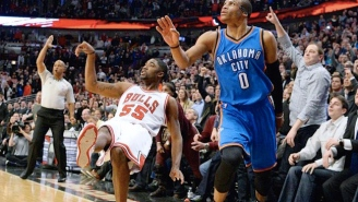 Chicago's E'Twaun Moore Spoils Another Big Night From Russell Westbrook With A Late Game-Winner