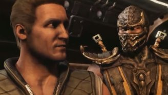 Watch The First Seven Minutes Of 'Mortal Kombat X'
