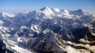 Mount Everest Is Now Covered In Human Poop Thanks To Sloppy Climbers