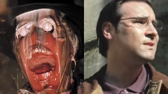March Morbidity Championship: 'Raiders Of The Lost Ark' Vs. 'Hot Fuzz' For The Ultimate Movie Death Scene
