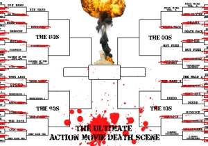 March Morbidity E-lethal Eight: What Is The Greatest Movie Death Scene Ever?